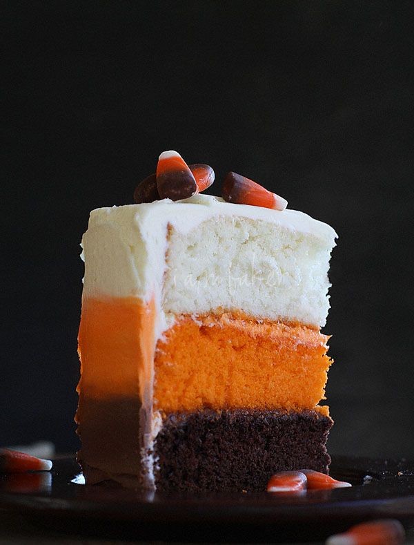 Halloween Desserts: 15 Great Recipes for Cakes, Cookies And Cupcakes (Part 2) - Halloween desserts, Halloween Dessert Ideas for Kids, Halloween Dessert