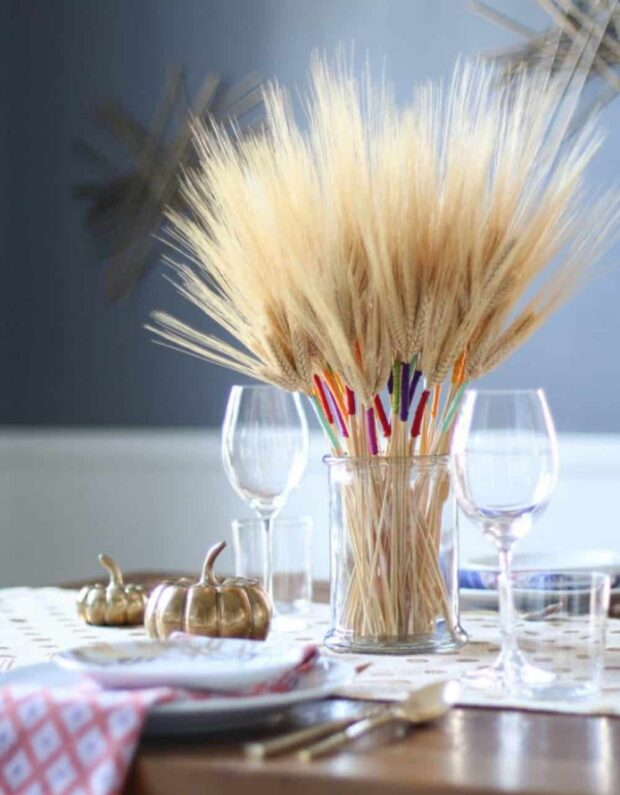 13 DIY Thanksgiving Centerpieces to Beautify Your Holiday Table