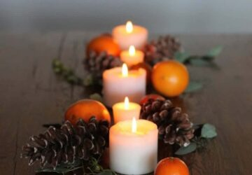 13 DIY Thanksgiving Centerpieces to Beautify Your Holiday Table - DIY Thanksgiving Centerpieces, DIY Thanksgiving Centerpiece Ideas, DIY Thanksgiving Centerpiece