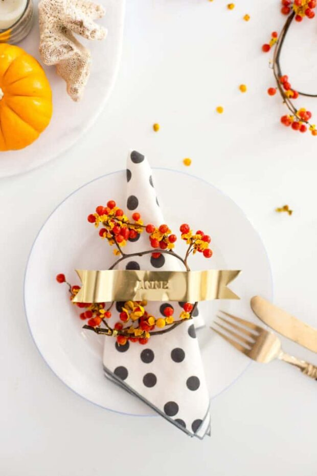 13 Great DIY Thanksgiving Projects for the Entire Family - DIY Thanksgiving Projects, DIY Thanksgiving Project, DIY Thanksgiving Crafts, DIY Thanksgiving