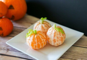 13 Healthy and Festive Halloween Treats - Healthy Halloween Treats for Kids, Healthy Halloween Treats, Healthy and Festive Halloween Treats