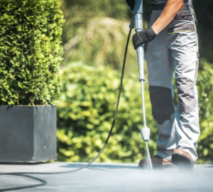 How Much PSI Pressure Washer Do I Need? (Cars, Wood Furniture & Driveways) - water, pressure washer, patio, cleaning, car