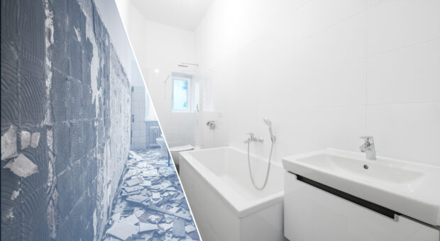 Common DIY Disasters During Bathroom Renovation - renovation, interior design, diy, decor, bathroom