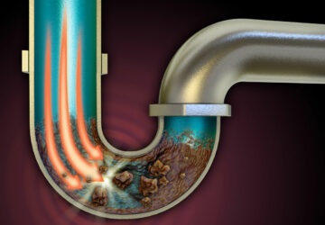 Possible Causes of Blocked Drains and What to Do About Them - toilet drain blockage, toilet, home, bathroom