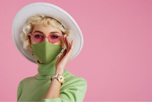 6 Ways to Fashionably Style Your Outfits with Your Face Mask - style, outfit, fashionable, fashion, face mask, Accessories