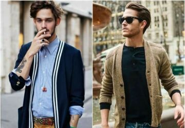 Top Men's Cardigan Styles for Fall - sweaters, style, men, fashion, Fall, comfort, cardigan
