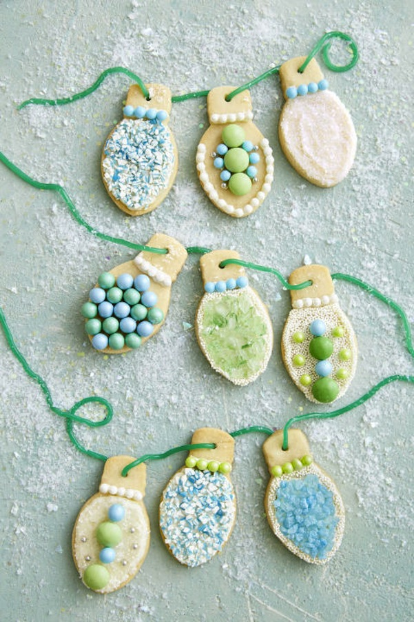 12 Cookie Recipes to Enjoy All Winter Long - winter desserts, winter Cookie Recipes, Cookie Recipes, Cookie Recipe