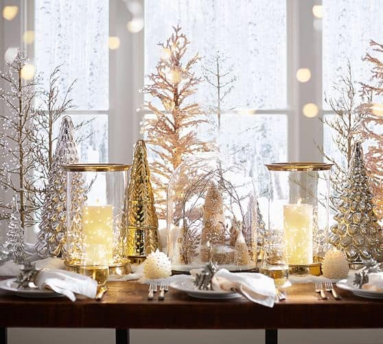 13 Amazing DIY Gold Christmas Decor Projects - Gold Christmas Decor Projects, diy gold decor, DIY Gold Christmas Decor Projects, diy christmas decor