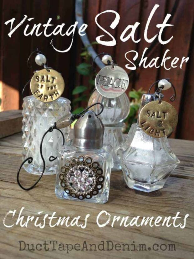 13 DIY Christmas Tree Ornaments to Give Your Décor a Vintage Vibe - diy christmas tree ornaments, Diy Christmas tree, Christmas Tree Ornaments