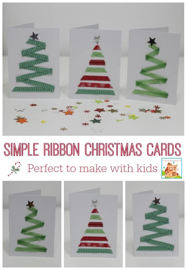 13 Best Handmade DIY Christmas Card Ideas - DIY Christmas Card Ideas