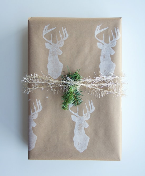 14 Best DIY Gift Wrapping Ideas for Christmas - DIY Gift Wrapping, DIY Gift Christmas, DIY Christmas Gift Wrapping, diy Christmas gift wrap