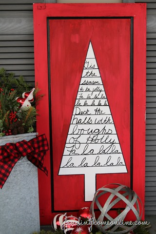 15 Ways to Decorate Your Front Porch for Christmas (Part 2) - Front Porch for Christmas