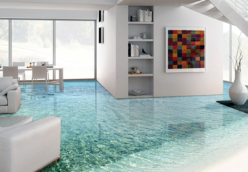6 Reasons To Invest In Epoxy Flooring - home, garage, flooring, epoxy