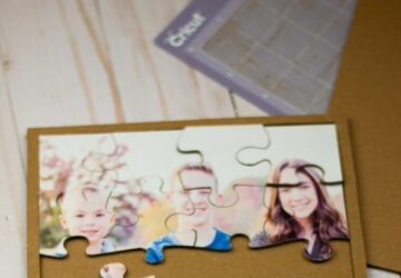 Creative DIY Craft Ideas with Jigsaw Puzzles - puzzle, jigsaw, diy, crafts