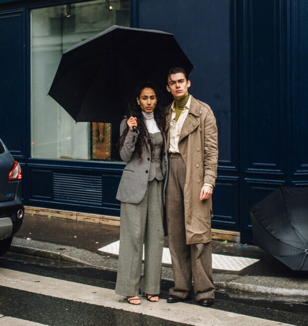 The Best Streetstyle Of The Week – Couples Whose Style Goes Together