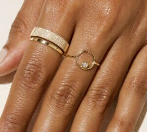 How To Clean Your Gold Jewelry In 5 Steps - style motivation, rings, Necklaces, jewelry, golden rings, gold necklase, gold jewelry, fashion