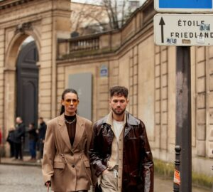 The Best Streetstyle Of The Week - Couples Whose Style Goes Together - style motivation, style, streetstyle, men style, matching style, fashion, couples style