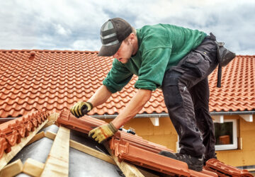 4 Easy DIY Ways You Can Repair Your Roof - roof repair, roof, home improvement