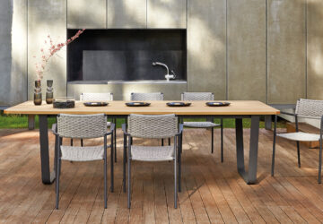 How to Select and Buy Outdoor Tables - tables, outdoor, material, furniture