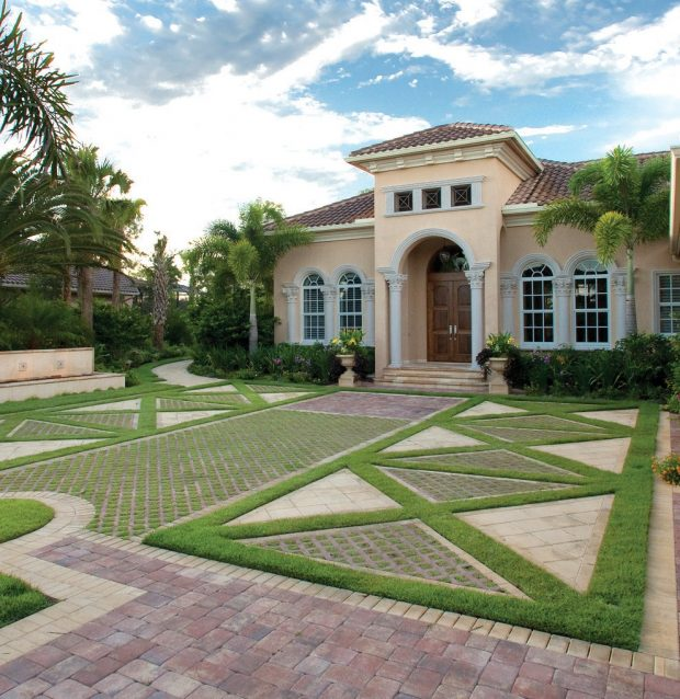 How to Make Your Driveway More Visually Appealing - home, driveway, decor, clean, car