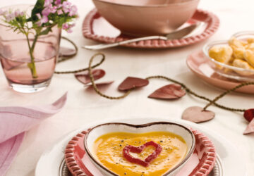 Dinner For Two - Ideas For Valentine's Day - Valentine's Day food ideas, style motivation, style, food style, food recipes, food