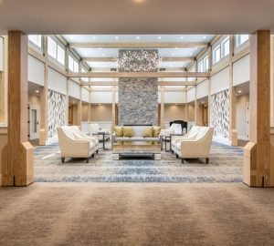 5 Style Tips for Decorating Your Loved One's Assisted Living Space - shelves, living space, houseplants, decorate, cozier bed, assisted
