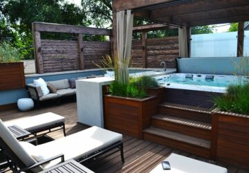 The Benefits of Buying a Jacuzzi - physical well-being, outdoors, mental well-being, jacuzzi, hot tub