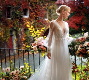 Discover The Trending Wedding Dresses For 2021 - Wedding Dresses, wedding dress styles, trends, style motivation, style, fashion trends, fashion, bridal collections for 2021, bridal collections