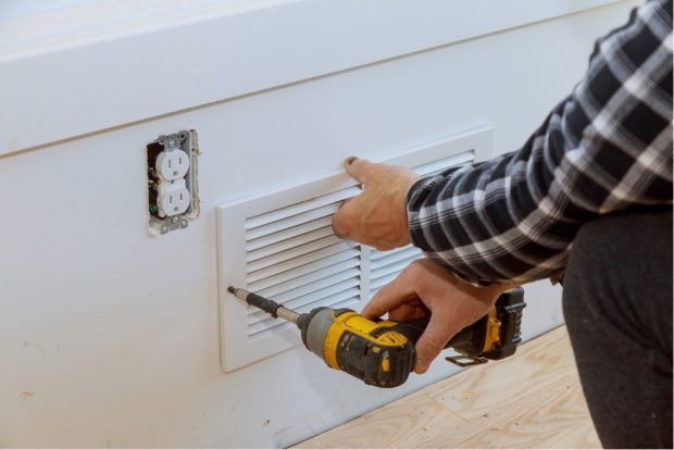 How HVAC Vents Can Complement A Home's Flow - vents, trends, practicality, plan, hvac, covers, comfort, air conditioning