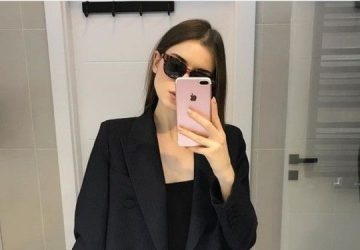 The Black Blazer = Favorite Light Blazer - trends, style motivation, style, lightweight blazer, lightweight black blazer, fashion trends, fashion style, fashion, blazers, black blazer