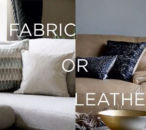Fabric Or Leather? Checkout Which One Is Best For You! - modern, leather, furniture, fabric