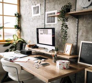 Home Office Improvement Ideas for 2021 - office plan, office, interior design, improvements, Home office