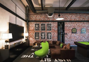 Garage to Entertainment Room Conversion Step-by-Step - step by step, lighting, garage, entertainment room, decorating, Conversion