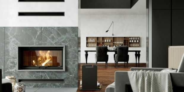 4 Stylish Yet Effective Ways to Heat Your Home - home decor, heating, heated floors, fireplace, air-cons