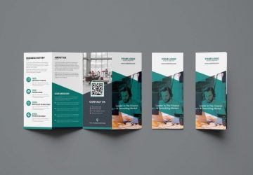 Everything You Need To Know About Brochure Design for 2021 - trends, pictures, minimalist design, ideas, fonts, design, customers, clean, brochure, 2021