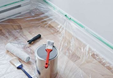 7 Things to Know About Painting Your Walls White - wall, paint, interior design, diy