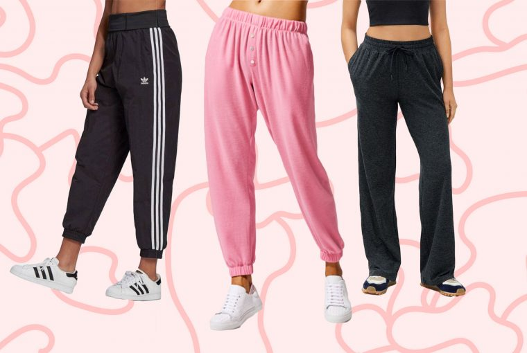 Still Not Ready to Ditch the Sweatpants After Being Home for a Year? - women, sweatpants, Stylish, fashion, comfy, comfortable, clothes