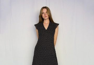 The Dress That Will Solve All Your Summer Looks - summer dress, style motivation, style, polka dots dress, polka dots, fashion style, fashion models, fashion dress, fashion