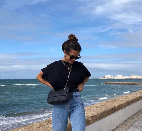 How To Wear Wide Jeans With Different Combinations - women fashion, wide jeans, stylish combination, style motivation, style, outfits, fashion