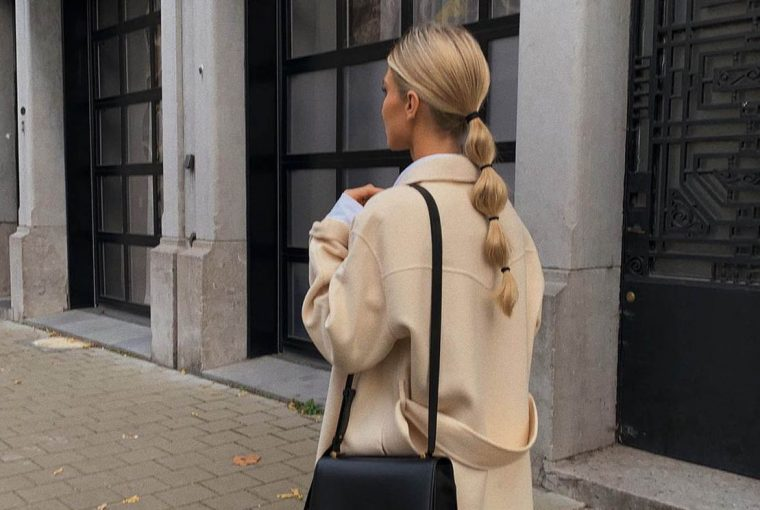 The Best 'Bubble' Ponytail Without Putting Much Effort - women fashion, style motivation, style, ponytails, hairstyle, Hair, fashion, bubble ponytails, beauty