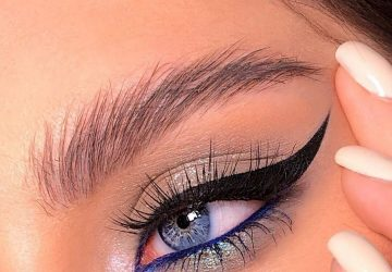 Ways To Use A Blue Eyeliner To Enhance Your Eyes To The Fullest - style motivation, style, fashion, Eyes, eyeliner, blue eyeliner, beauty