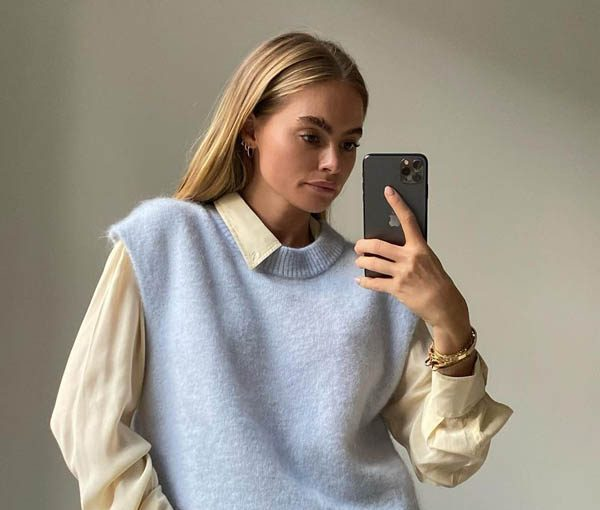 The Vest - Your Best Friend When It Comes to Your Style And Silhouette - women fashion, vest, suit vest, style motivation, style, fashion