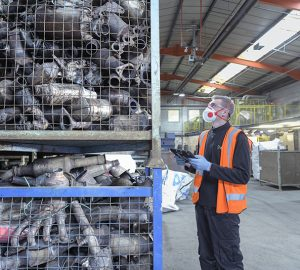 Сatalytic Converter Recycling: Importance, and Key Stages of the Process - recycle, car