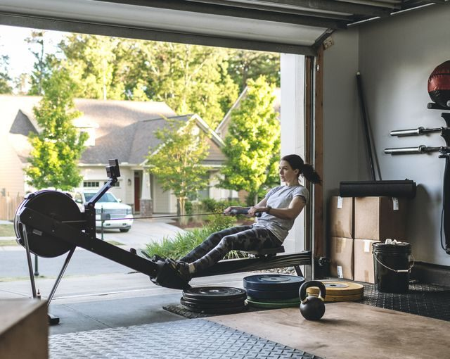 Top 5 Reasons to Consider Rowing for Your Home Workouts - Lifestyle, home, fitness