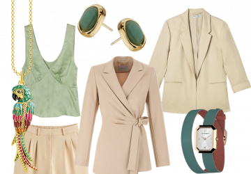How To Be Dresses Well By Combining Beige - style motivation, style, fashion style, fashion, beige dressings, beige color