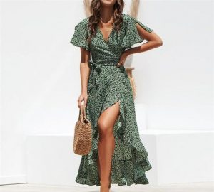 The Most Desirable Models Of Bohemian Dresses - Summer Style, summer fashion, style motivation, style, fashion, bohemian summer dresses, bohemian dresses