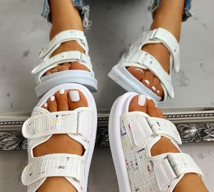 Ultra-Fashionable Velcro Sandals That Will Make Your Look Trendy - velcro sandals, summer fashion, style motivation, style, Sandals, fashion