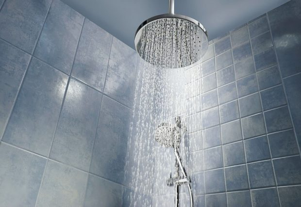 Bathroom Remodeling Ideas for 2021- All Cheap and Cheerful - towel, remodeling, rain shower, bathroom