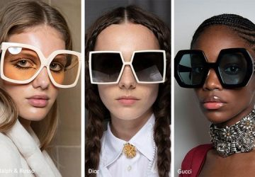 XL Sunglasses That Will Make You The Star At The Beach - XL sunglasses, summer sunglasses, style motivation, style, fashion motivation, fashion