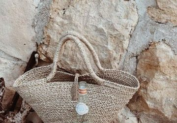 Practical And Stylish Models Of Beach Baskets - summer bags, style motivation, style, fashion trends, fashion motivation, fashion, beach baskets, bag trends